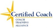 Coach Training Alliance Certified